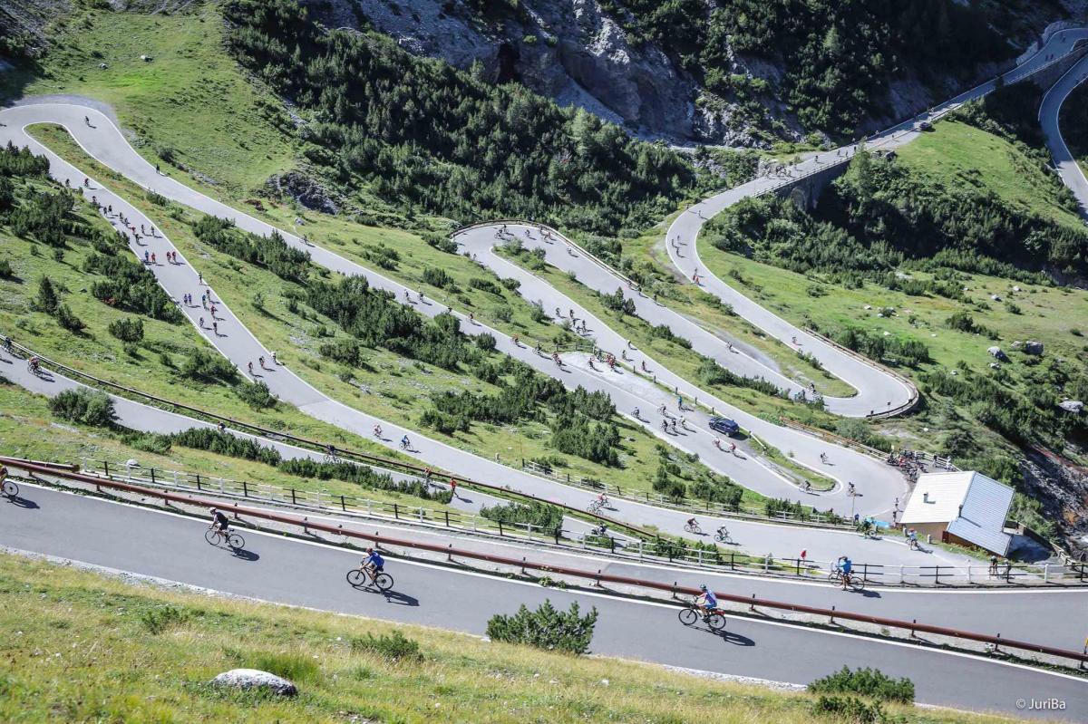 Enjoy Stelvio National Park: 21st Stelvio Bike Day
