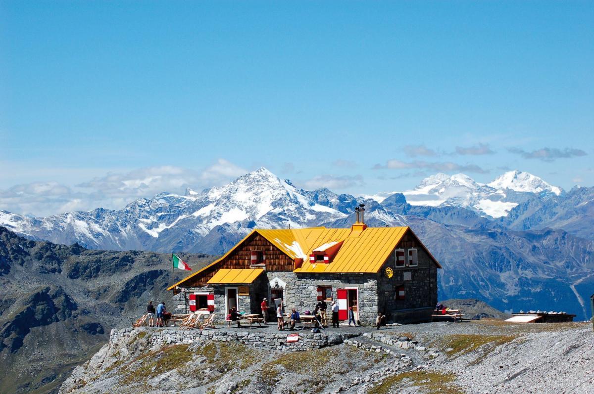 Quinto Alpini Alpine Hut