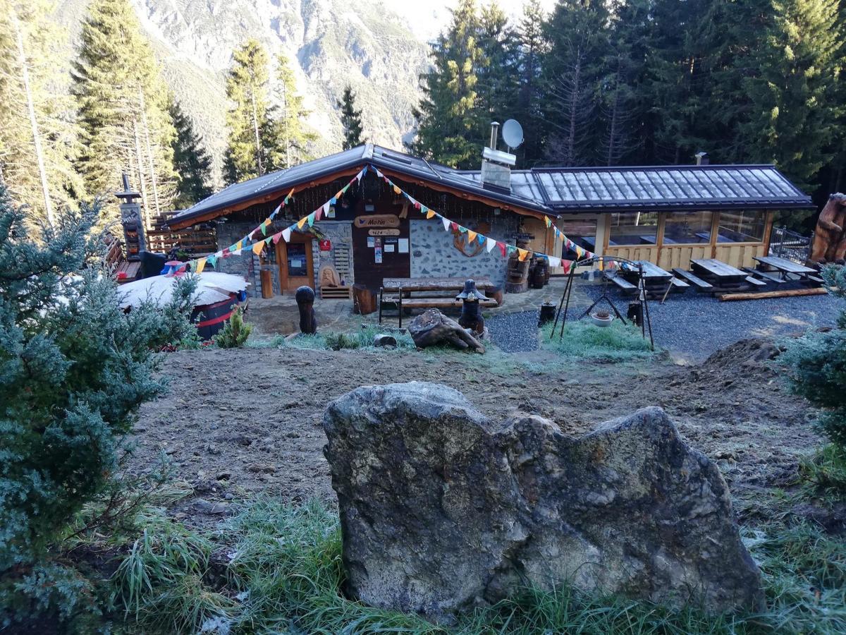 Baita Motin alpine hut