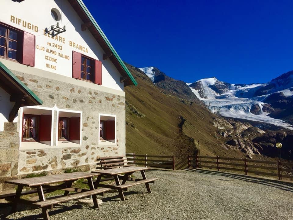 Branca Alpine Hut