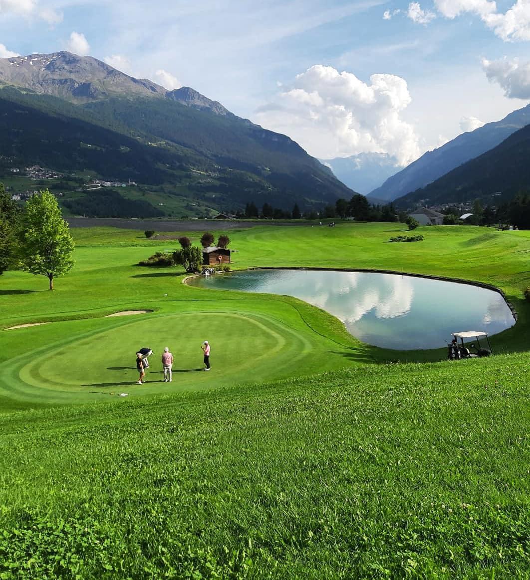 Bormio Golf
