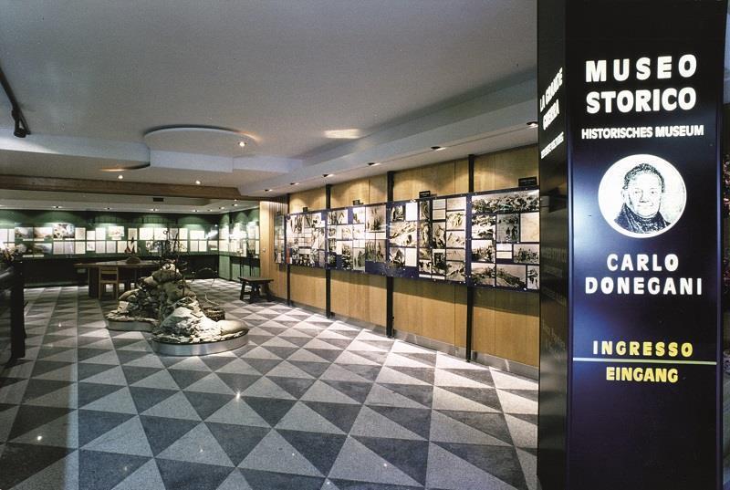 Historical Museum Carlo Donegani