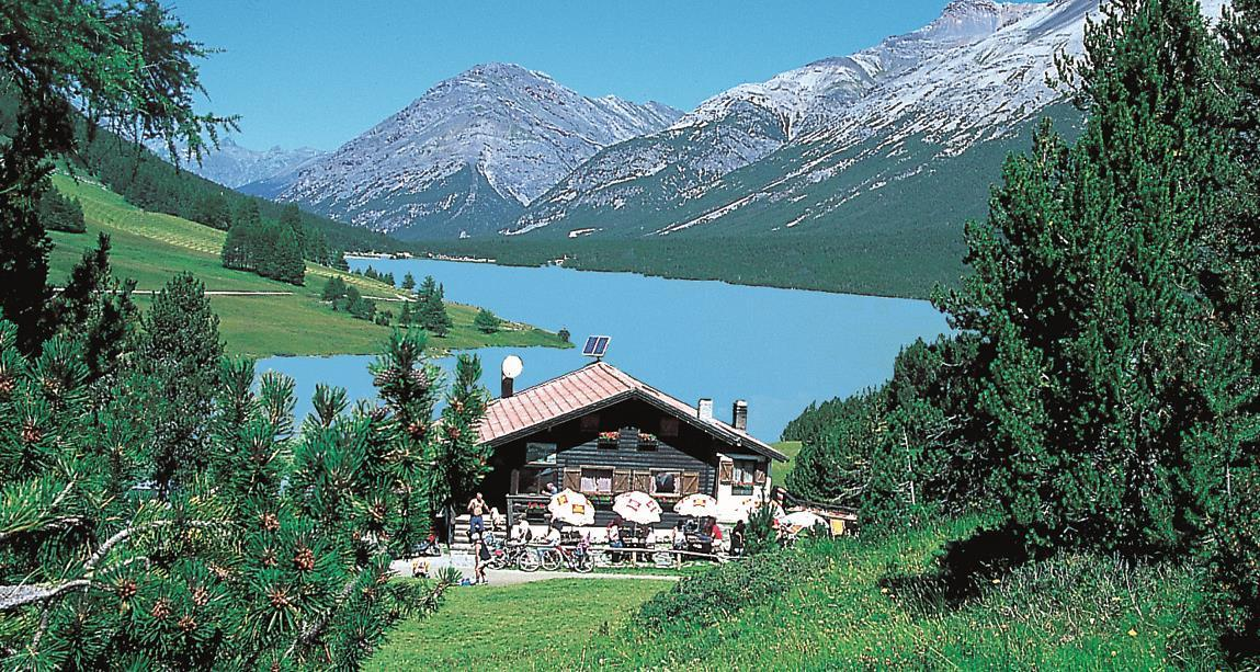 San Giacomo Mountain Restaurant