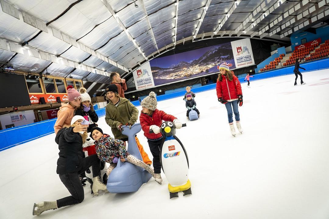 Bormio Ice Stadium