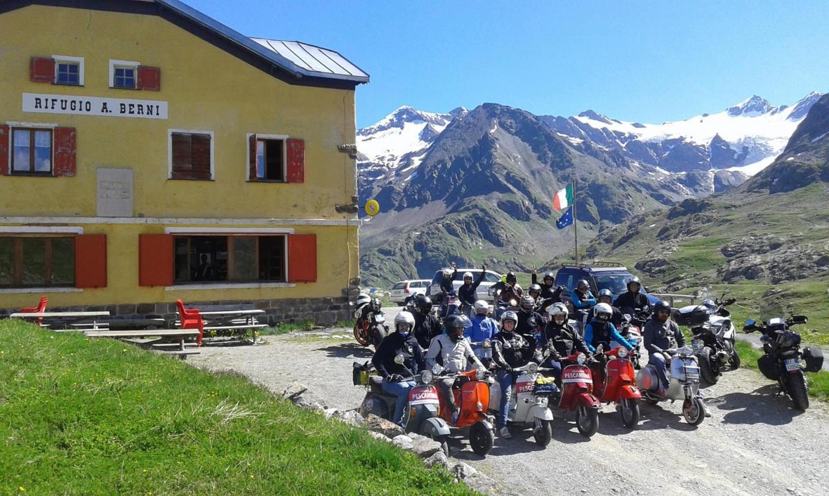 Berni Alpine Hut
