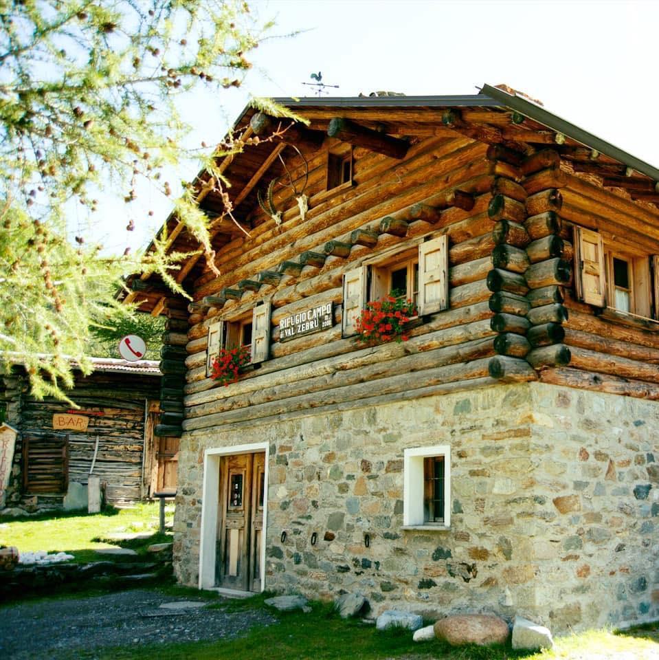 Campo Alpine Hut