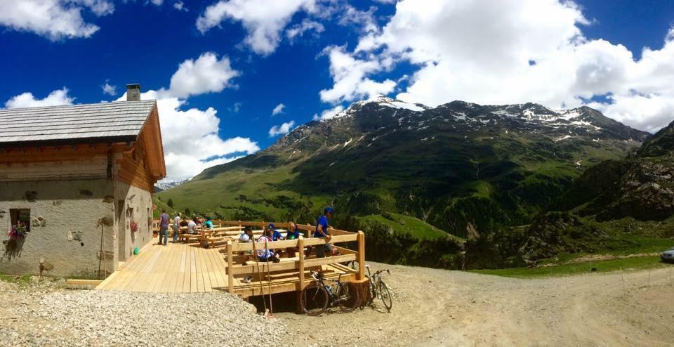 Malga dell'Alpe alpine dairy